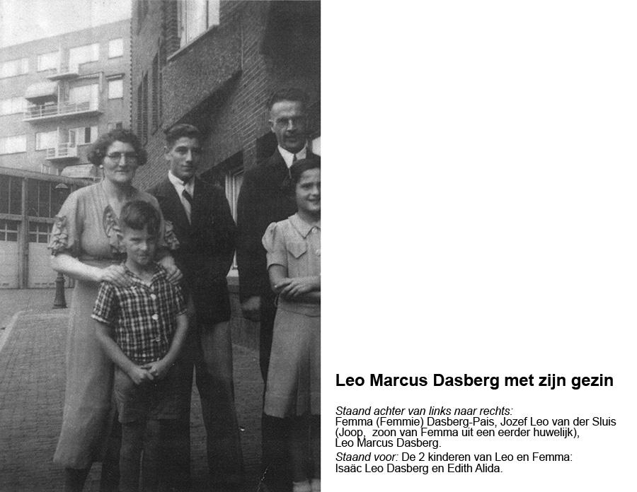 Leo, Femmie en kinderen Dasberg
